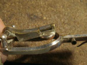clé d'octave originale
