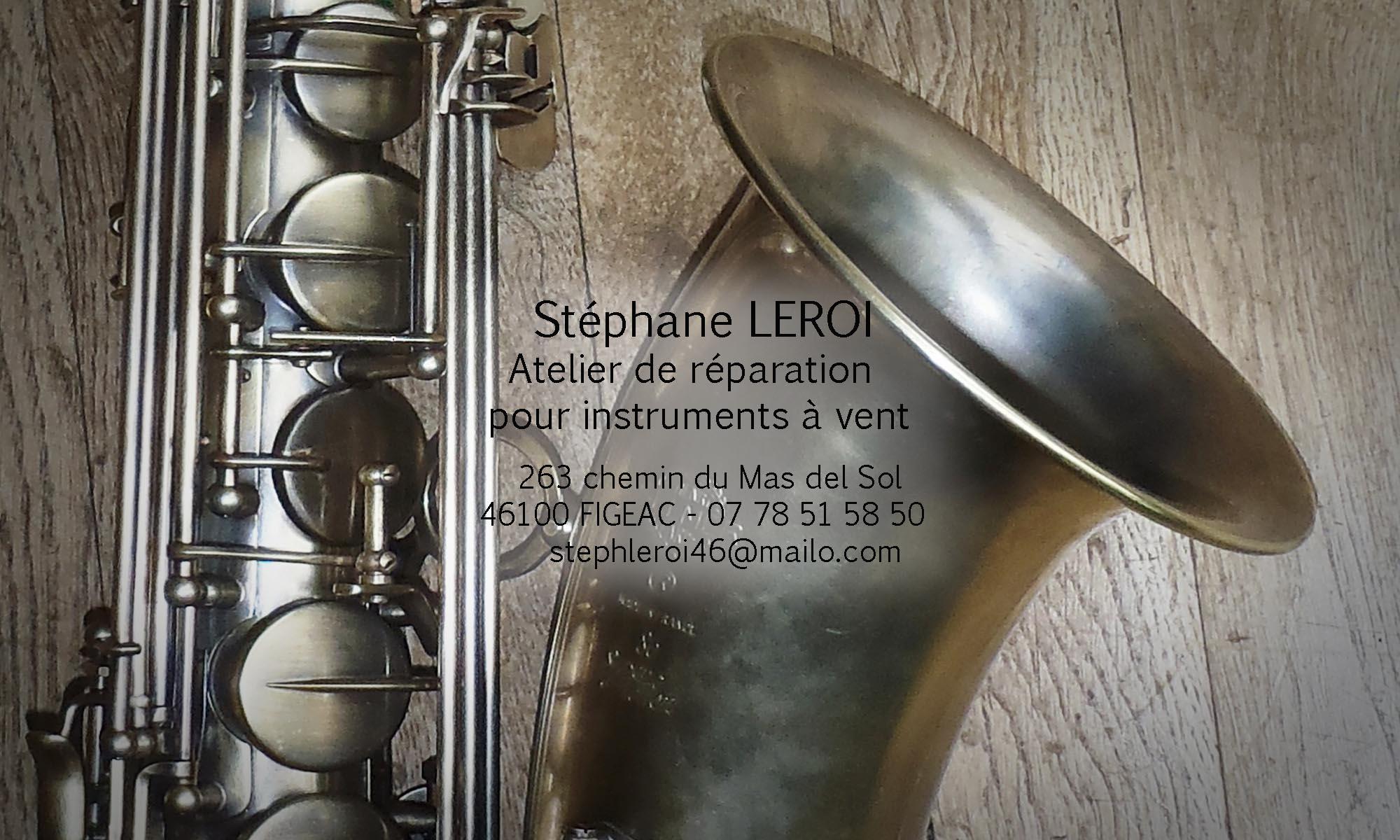 Stéphane LEROI